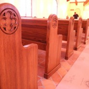 Let there be light… and pews!