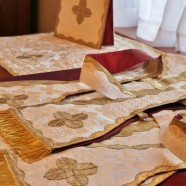 New Vestment Cabinet and Vestments