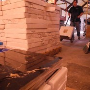 Tiling the Sanctuary