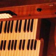 Organ moved into the choir loft!